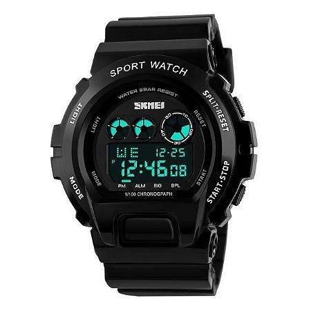 Relógio Masculino Skmei Digital 1150 Preto-