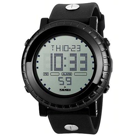 Relógio Masculino Skmei Digital 1172 - Preto