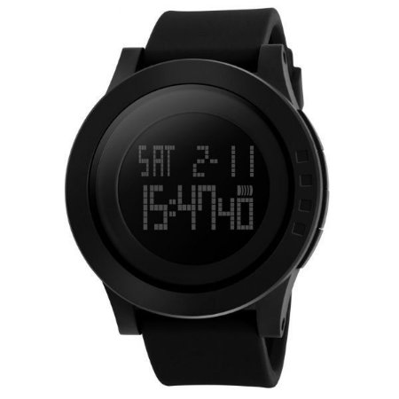 Relógio Masculino Skmei Digital 1193 Preto-