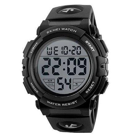 Relógio Masculino Skmei Digital 1258 - Preto