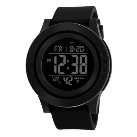 Relógio Masculino Skmei Digital 1473 - Preto