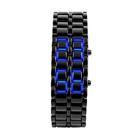 Relógio Masculino Skmei Digital 8061G - Preto e Azul