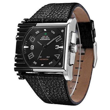 Relógio Masculino Weide AnaDigi Esporte WH-2301 Preto-