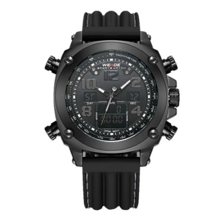 Relógio Masculino Weide AnaDigi WH-5208 - Cinza