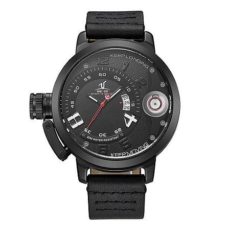 Relógio Masculino Weide Analógico UV1606 - Preto