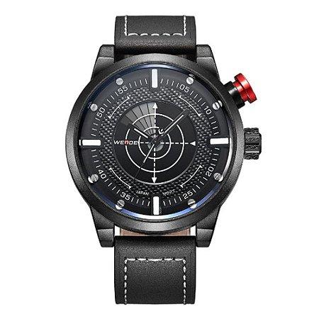 Relógio Masculino Weide Analógico WH-5201 - Preto e Branco