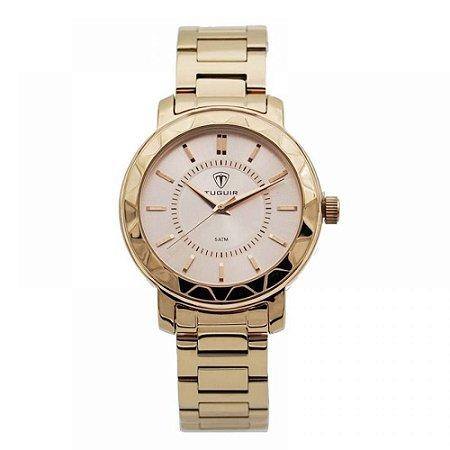 Relógio Feminino Tuguir Analógico 5439L Rose