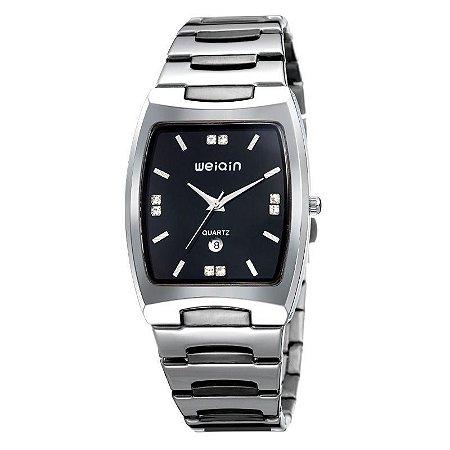 Relógio Masculino Weiqin Analógico W0054BG Preto-