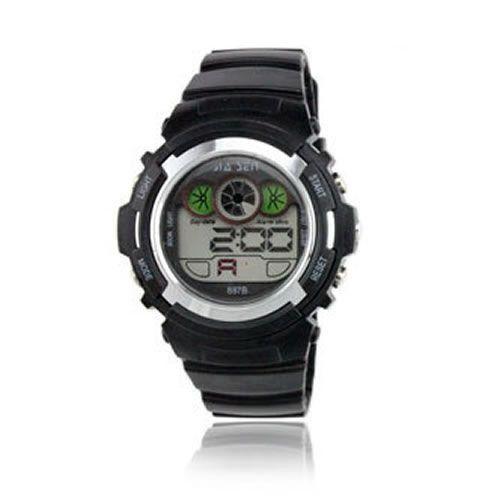 Relógio Masculino Jia Sen AnaDigi Esporte 887B Preto-