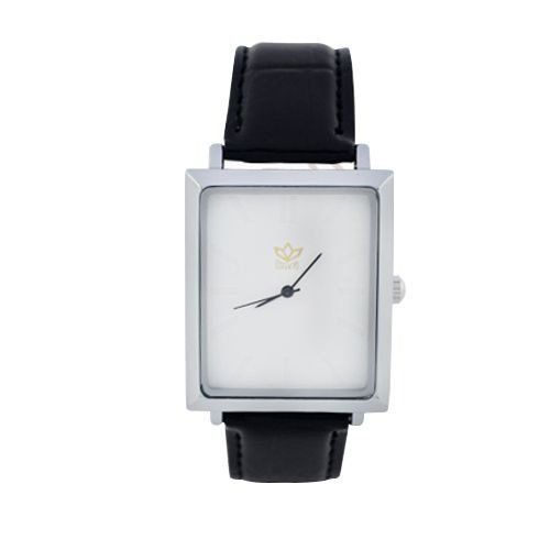 Relógio Masculino Kasi/Fmero Analógico Casual Y017 Preto-