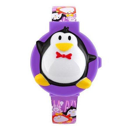 Relógio Infantil Skmei Digital 1151 Roxo-