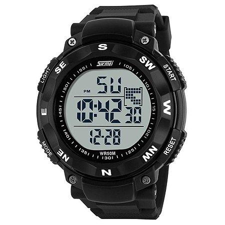 Relógio Skmei Digital 1024 Preto-