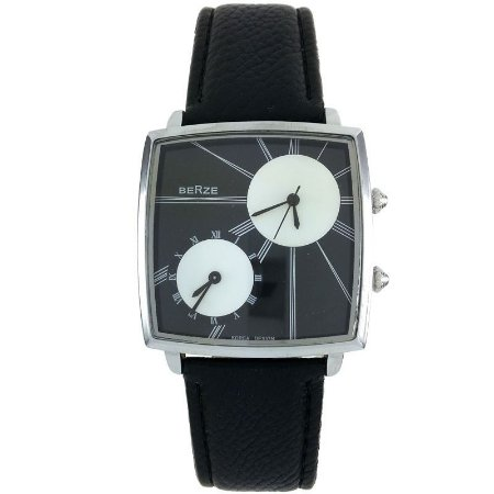 Relógio Analógico Social Berze BT155M Preto-