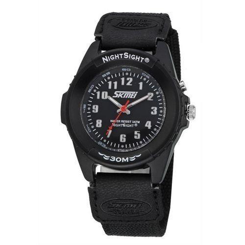 Relógio Skmei Analógico 0887 Preto-