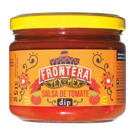 Molho Tomate 315g FRONTERA
