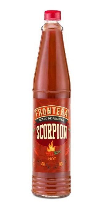 Molho de Pimenta Scorpion 89ml FRONTERA