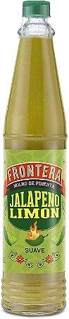 Molho de Pimenta Jalapeno c/ Limao 89ml FRONTERA