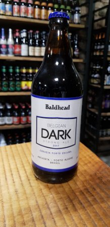Baldhead Belgian Dark Strong Ale 600ml