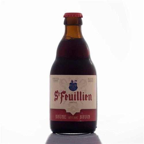 St Feuillien Brune 330ml