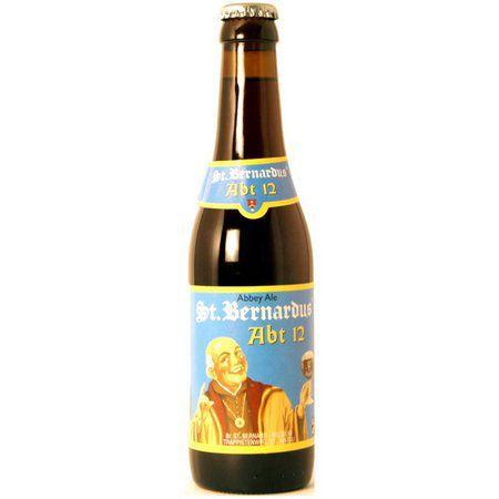 St Bernardus Abt 12 330ml