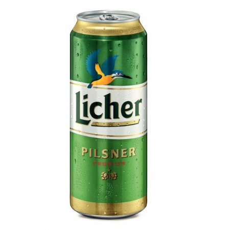 Licher Pilsner Premium 500ml