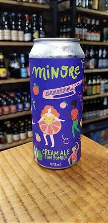 Coletivo Minore Cream Ale com Pomelo 473ml
