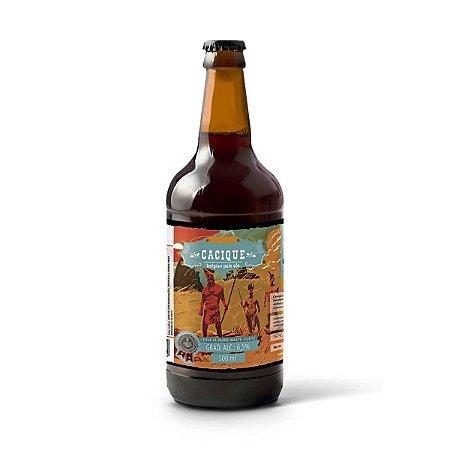Mooca Cacique Belgian Pale Ale 500ml