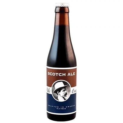 Nils Oscar Scotch Ale 330ml