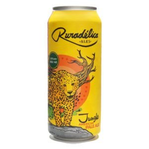 Ruradélica Jungle APA 473ml