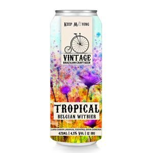 Vintage Tropical Witbier 473ml