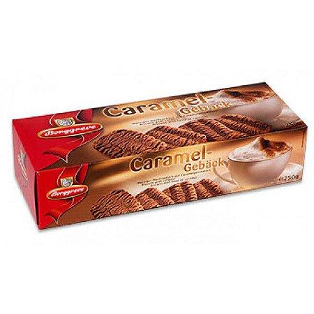 Borggreve Biscoitos Caramelgebäck com Caramelo e Canela 250g