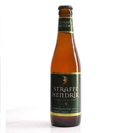 Straffe Hendrik Brugs Tripel Bier 9° 330ml