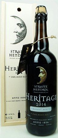 De Halve Maan Straffe Hendrik Heritage 2014 750ml