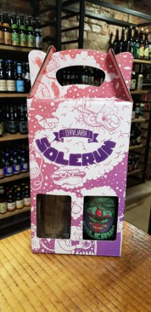 Kit Solerun 500ml (1 garrafa + 1 copo)