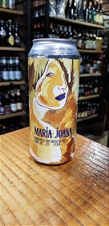 Macuco Maria Joana Honey Ale 473ml