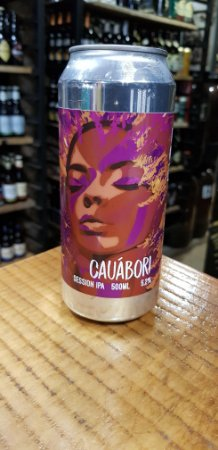 Macuco Cauábori Session IPA 473ml