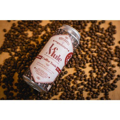 Le Mule Coffee Tonic 473ml