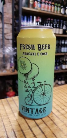 Vintage Fresh Beer Abacaxi e Coco 473ml