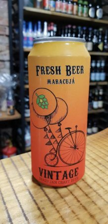 Vintage Fresh Beer Maracujá 473ml
