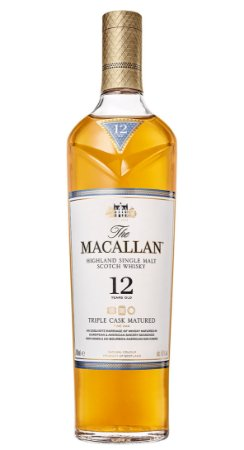 Whisky The Macallan Triple Cask 12 Anos 700ml