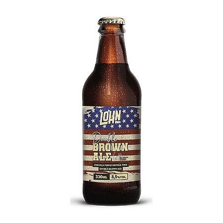 Lohn Double Brown Ale 330ml
