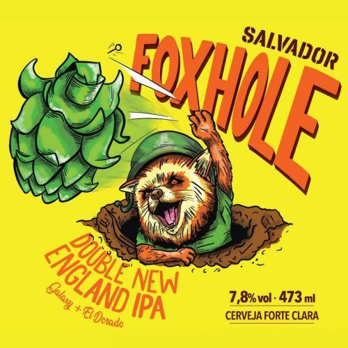 Salvador FOXHOLE 473ml