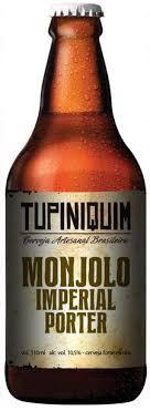 Tupiniquim Monjolo Imperial Porter 310ml