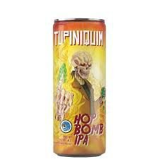 Tupiniquim Hop Bomb IPA 350ml