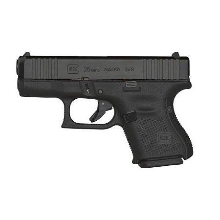 Pistola Glock G26 Calibre 9mm