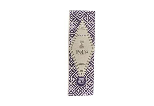 Incenso Patchouli - Inca