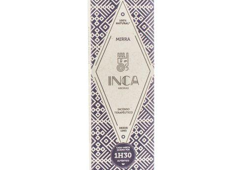 Incenso Mirra - Inca