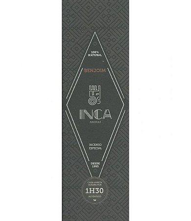Incenso Benjoim - Inca