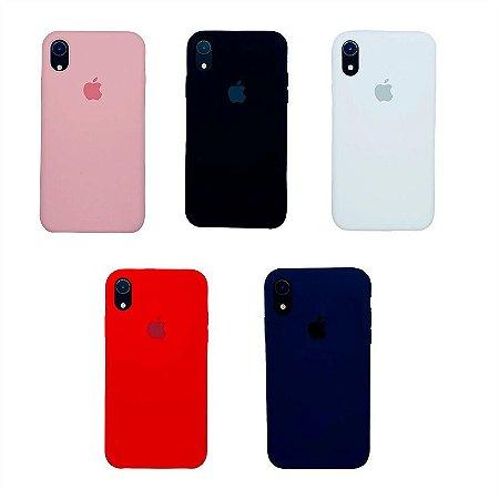 Capa de Silicone Celular Apple Iphone XR