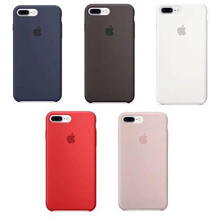 Capa de Silicone Celular Apple Iphone 7